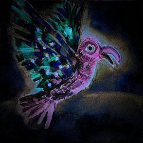 Smaragd-Vogel, Variante-3