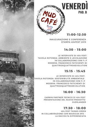 4x4 fest mud cafe