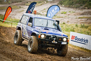 ultra4 europe king of spain les comes Sanchez / Moueno