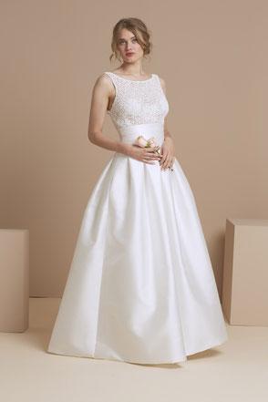 robe de mariée princesse dentelle de calais