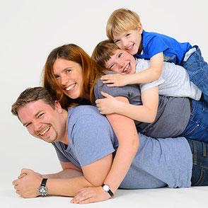 Family-Fotoshooting, Familienfotoshooting
