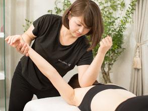 筋膜リリース,深部ファシア,パーソナルトレーニング