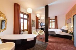 Hotel bei Bad Herrenalb - Zimmerbeispiel