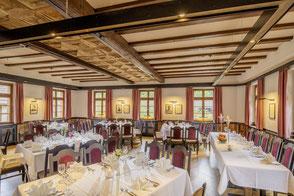 Ansicht Restaurant König von Preussen bei Bad Herrenalb
