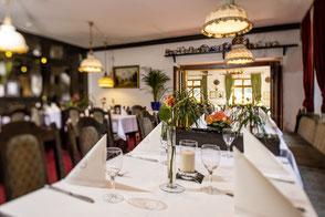 Restaurant im König von Preussen bei Bad Herrenalb