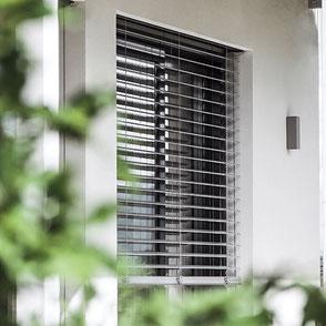 Sonnenschutz, ohne sich komplett von der Umwelt abzuschotten