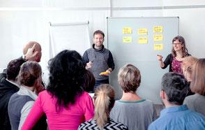 Konstruktive Konfliktbearbeitung Freiburg Moderation