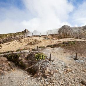 Vulkan Guadeloupe, Karibik, Karibische Inseln