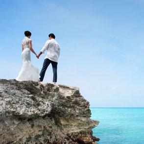 Hochzeit, Aruba