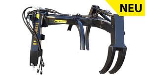 Uniforst Rückezange RZ 2200 SUPER | Medl GmbH - Landtechnik Großhandel