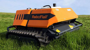 Kommtek - RoboFlail one Diesel