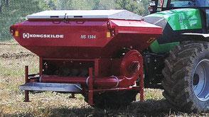 Kongskilde - Front-Düngertank NCS 1500