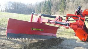 Uniforst - Planierschild 2,5 m