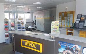 Medl GmbH - Landtechnik Kontakt