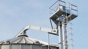 Kongskilde - Kettenförderer KCA