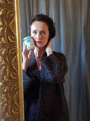 bain huile cheveux secs cassants