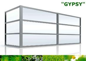Windschutzanlage Gastro