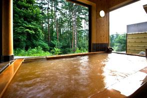 お風呂【かのせ温泉 赤湯】