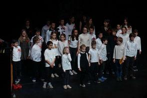 Ecole de musique EMC à Crolles - Grésivaudan : concert percussions et piano