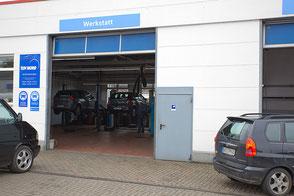 AutoCenter Voerde - Unser Werkstatt-Service für Ihre Sicherheit