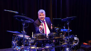 Hochzeitsband Dillingen - Jürgen an den Drums