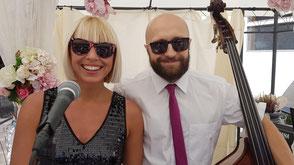 Hochzeitsband Donau Ries - Bianca und Johannes