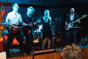 Hochzeitsband Donau Ries - Partymusik