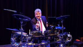 Hochzeitsband Donau Ries - Jürgen an den Drums