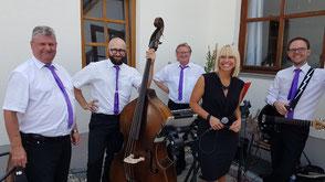 Hochzeitsband Donau Ries - Gästeempfang