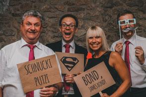 Hochzeitsband Bayern - Sound Express Fotobox