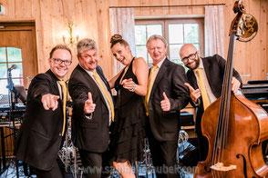 Hochzeitsband Aichach Friedberg - Mit Verena und Johannes