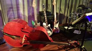Hochzeitsband Bayern - Bass, Basser, Bässer...
