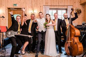 Hochzeitsband Aichach Friedberg - Hochzeit