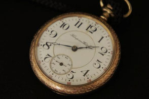 古びた懐中時計