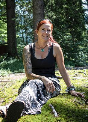 Waldbaden mit Kräuterhexe Sandra