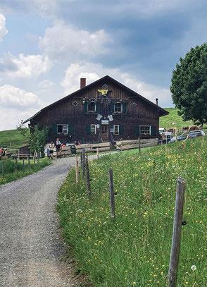 Siedelalpe, Alpsee, Allgäuer Alpgenuss