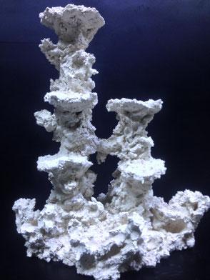 Plateau Säulen