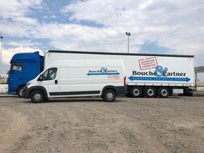Bild: Fahrzeuge der Bouché & Partner GmbH