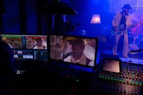 Technische Umsetzung eines digitalen Events Konzert mit Mofa 25 im Livestream