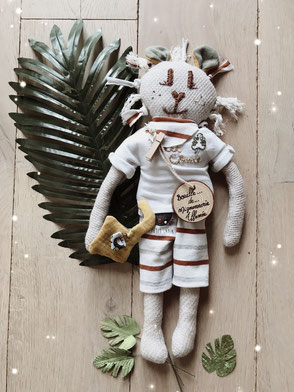 La poupée Souvenir de Côme