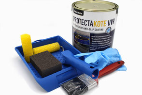 Protectakote Antirutschfarbe Do-it-Yourself