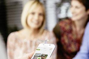 Smart Home, Steuerung, Home Automation, Internetsteuerung, Fernbedienung, Sonnensensor, Windfühler, Regensensor, Handsender, Smartphone, Tablet