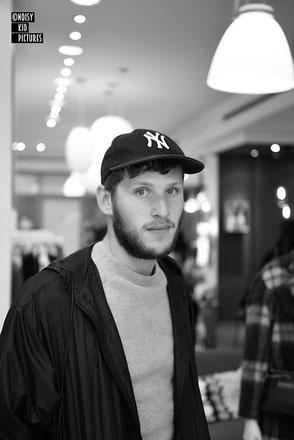Photographe mode pour portrait fashion à Bruxelles Belgique