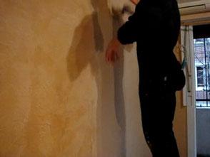Pintores Barcelona ofrece servicios en pintura de estuco marmorino