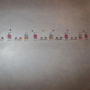 Pintors Barcelona. Precio pintar habitación infantil. Pintor en la Bonanova. Pintores en Pedralbes
