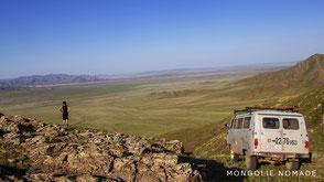 Voyage en 4x4 en Mongolie