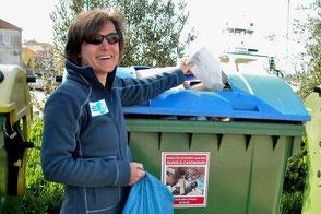 Recycling Marina Biograd