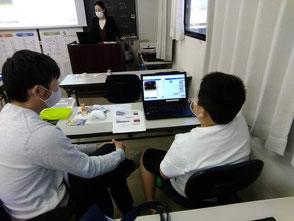 ロボット教室の写真03