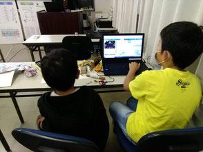 ロボット教室の写真01