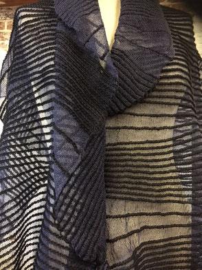elegante stola, sjaal, omslagdoek